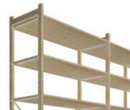 Ongebruikt Selecteer uw houten stelling Easyrack of Archos SM-14